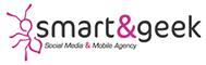 logo smart & geek